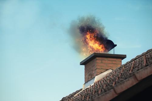 schoorsteenbranden