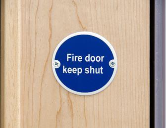 brandwerende binnendeuren