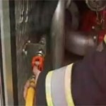 Succesvolle brandweerinzet met droge blusleiding hoge druk