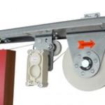 Dictamat 50: gecontroleerd sluiten van schuifdeuren