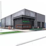 Nieuwbouw Bumax productielocatie voor brandwerende opslagsystemen