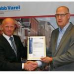 Ajax Chubb Varel gaat certificeren volgens nieuwe BRL