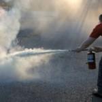 Bluscapaciteit bij grote brand ontoereikend