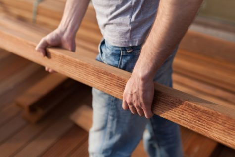hout brandvertragend impregneren