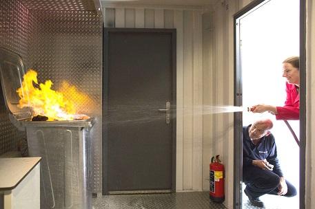 Organisatorische brandveiligheidsmaatregelen Reinier de Graaf