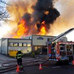 Effectievere blusmethode voor brand Someren-Heide met succes toegepast