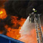Brand industrieterrein Hengelo geheel onder controle