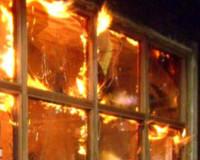 Brand boven kebabzaak