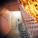 Mini-woning laat zien wat brand met gebouw doet