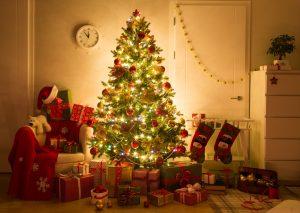 brandveilige kerstboom