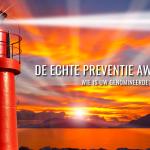 De Echte Preventie Award 2017: schrijf je nu in!