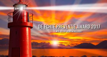 echte preventie award