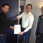 SPF Beheer ontvangt als eerste keurmerk Brandveilig Kantoor