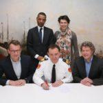 Brandveiligheid Haven Amsterdam speerpunt van nieuwe samenwerking
