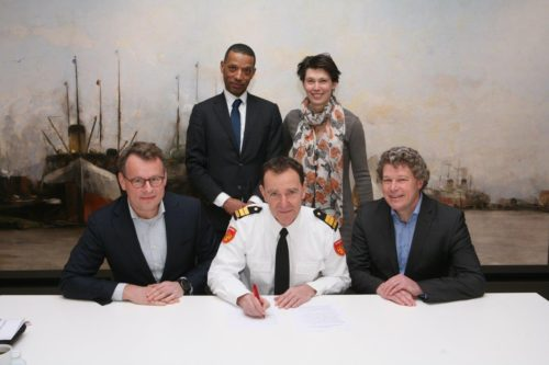 brandveiligheid haven amsterdam