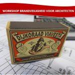Workshop brandveiligheid voor architecten