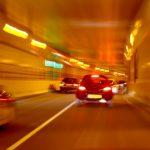 Brandweer segways waarborgen brandveiligheid Maastunnel tijdens renovatie