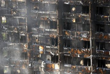 Grenfell inferno