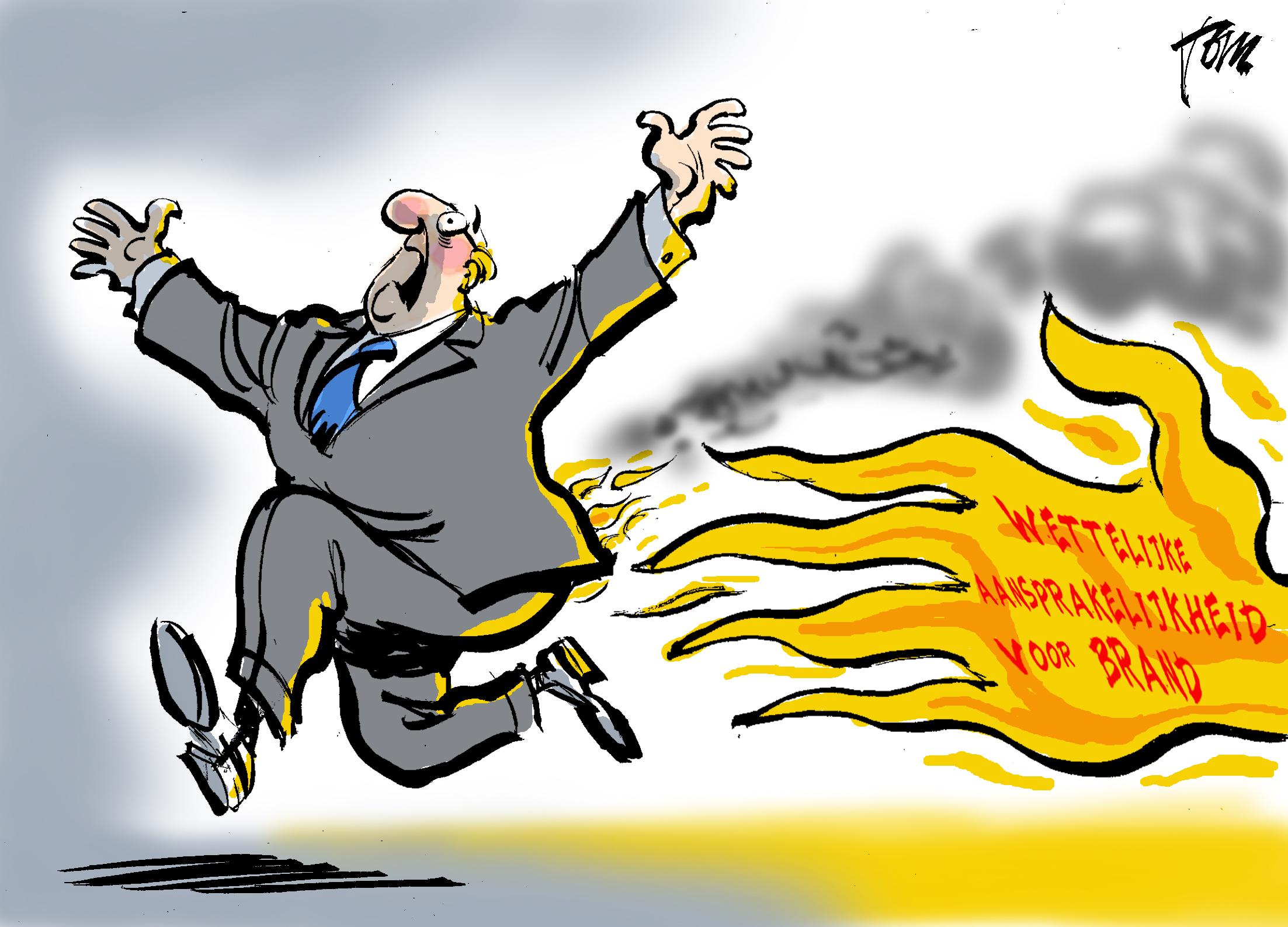 Vluchten bij brand