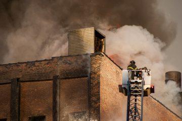 rookwarmteafvoer