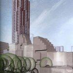 Hoogste gebouw 'Zalmhaventoren' van 215 meter mag worden gebouwd
