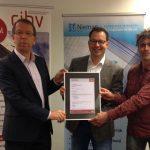 UPD Erkenningscertificaat voor Nieman Groep
