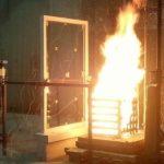 Zijn schuine glasgevels net zo brandveilig als verticale?