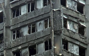 Slachtoffers Grenfell -Tower