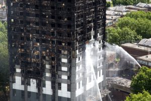 Grenfell Tower Londen