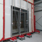 MBS-R Rookwerend systeem: rookwerende deuren zonder sluitpunten