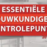 Nieuwe editie 'De Essentiële Bouwkundige Controlepunten' gelanceerd