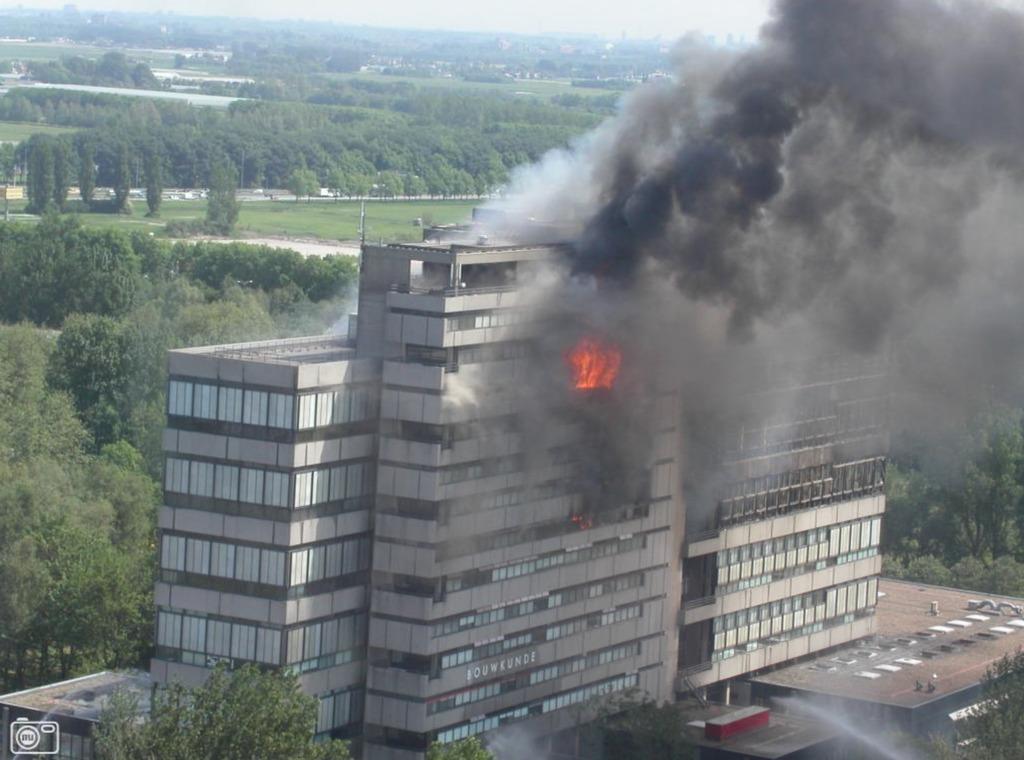 brandveiligheid hoge gebouwen