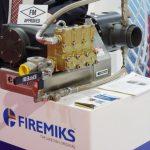 FM-goedgekeurd schuim bijmengsysteem FIREMIKS in portfolio leverancier NATER