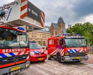 Amsterdamse brandweer onder vuur
