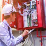 Wanneer gaat de geldigheidsduur van het inspectiecertificaat brandbeveiliging in?