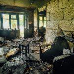 Alzheimersokken verbrand