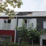 Hoe voorkom je brand op een dak met zonnepanelen?