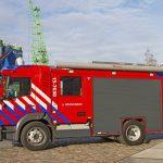Amsterdamse brandweer