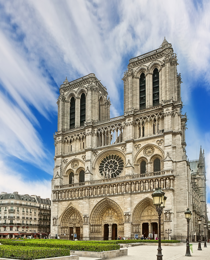 Notre Dame monumentaal pand
