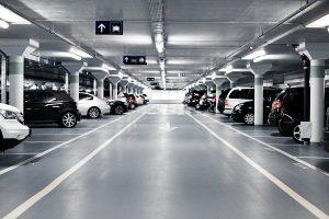 Brandveiligheid parkeergarage