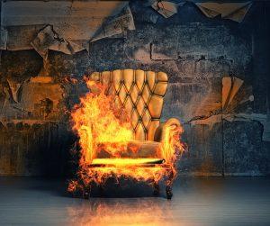 Brandveilig meubilair matrassen onderzoek