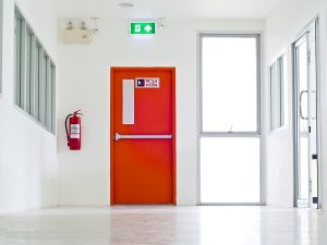Brandwerende deur whitepaper