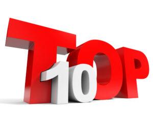Top 10 2019