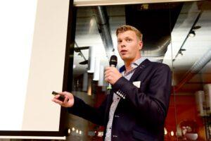 Michiel Huisman over woningsprinklers