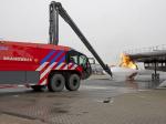 Schiphol brandweervoertuigen